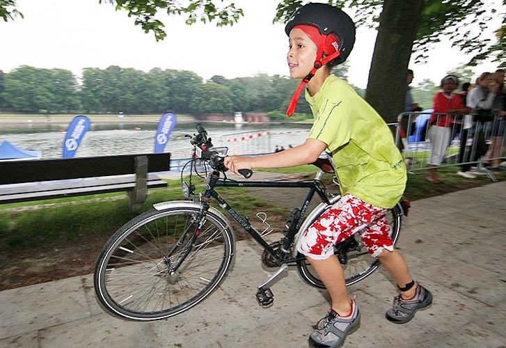 Kids World Triathlon Hamburg
